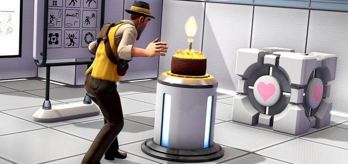 Evil Genius 2 получила бесплатное дополнение с ловушками и порталами из Portal