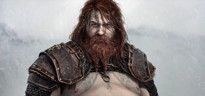 Чемпион по пауэрлифтингу: Тор из God of War находится на пике мужской силы