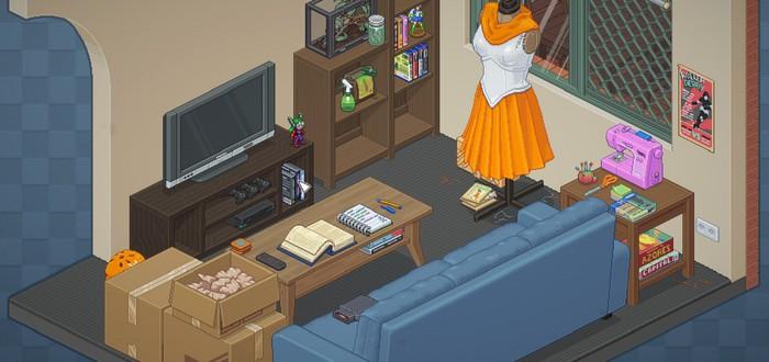 Медитативная инди-игра Unpacking про переезды и распаковку вещей выйдет в ноябре