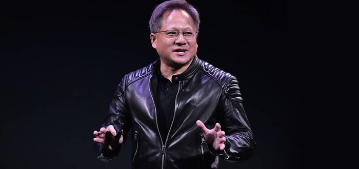 Дженсен Хуанг и его кожаная куртка попали в Топ-100 самых влиятельных людей по версии Time