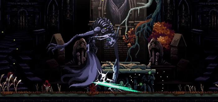 В конце сентября Death's Gambit получит бесплатное обновление размером с саму игру