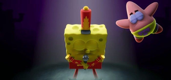 Губка Боб путешествует сквозь измерения в анонсирующем трейлере SpongeBob SquarePants: The Cosmic Shake