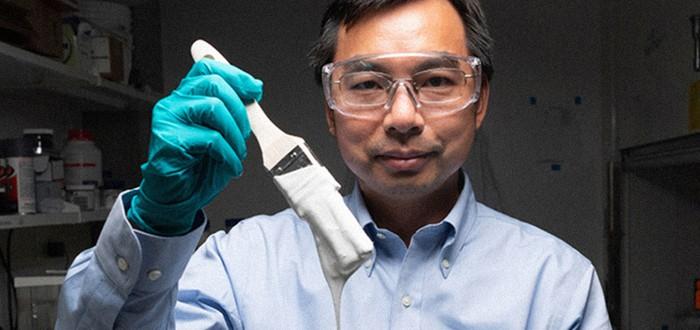 Климат: Ультра-белая краска поможет в борьбе с повышением температуры на Земле