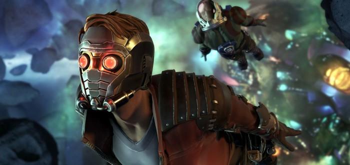 Сражения и исследования в новых трейлерах Marvel's Guardians of the Galaxy