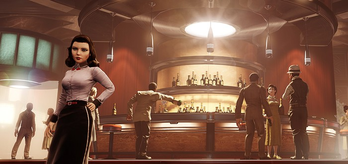 5 минут геймплея BioShock Infinite: Burial at Sea