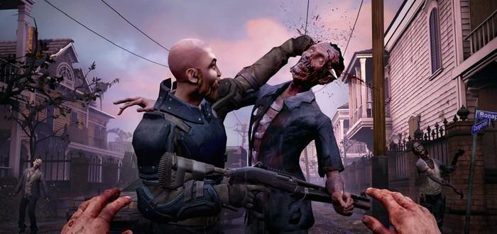 К The Walking Dead: Saints & Sinners вышло масштабное бесплатное обновление Aftershocks