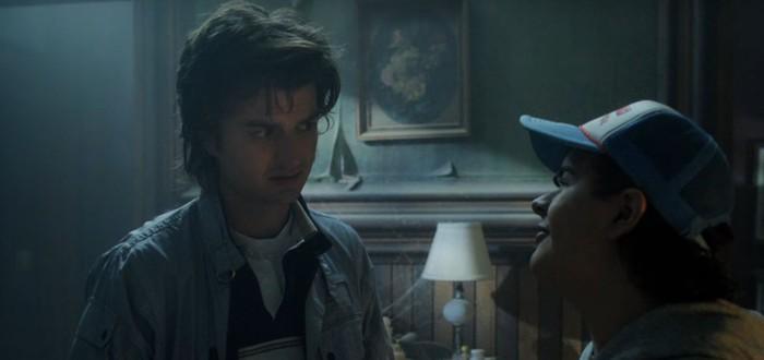 """Новый тизер четвертого сезона """"Очень странных дел"""" Netflix с поместьем психопата"""