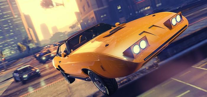 Миллион PS5 в рекордные сроки и доминирование GTA V — британский чарт за август