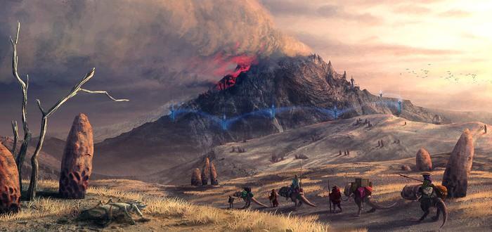 Игровое искусство: TES Morrowind