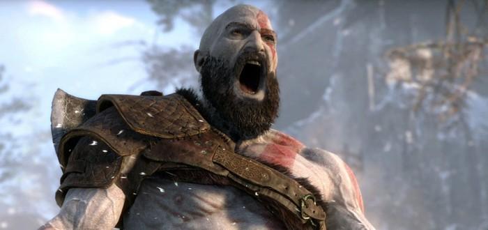 God of War стала лучшей игрой в истории по мнению игроков, опередив GTA 5