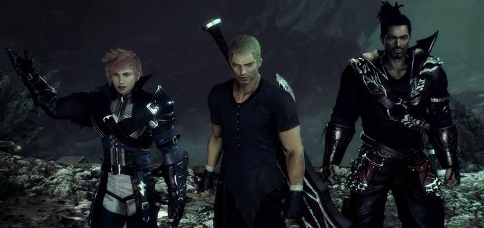 Stranger of Paradise: Final Fantasy Origin выйдет в марте следующего года