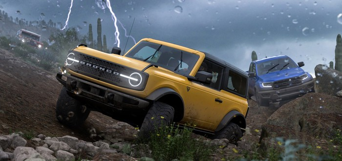 Forza Horizon 5 получит улучшенный редактор персонажа и обновленную сезонную модель