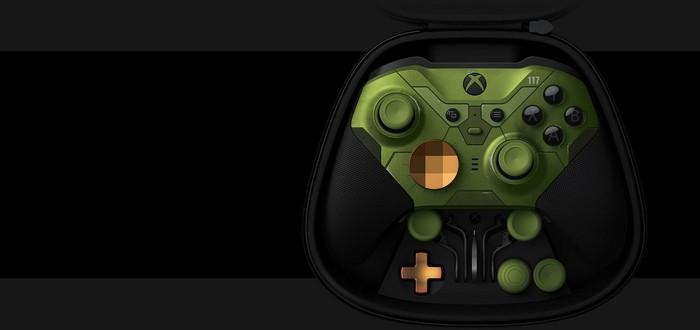 15 октября откроются предзаказы на контроллер Elite Series 2 и Xbox Series X в стиле Halo Infinite