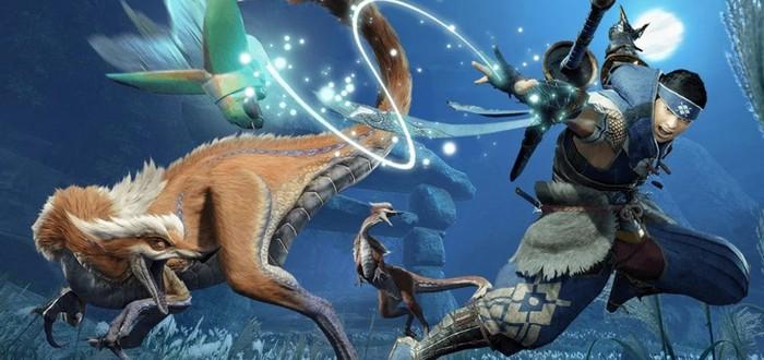Monster Hunter Rise не получит кроссплей и кросспрогресс между Switch и PC