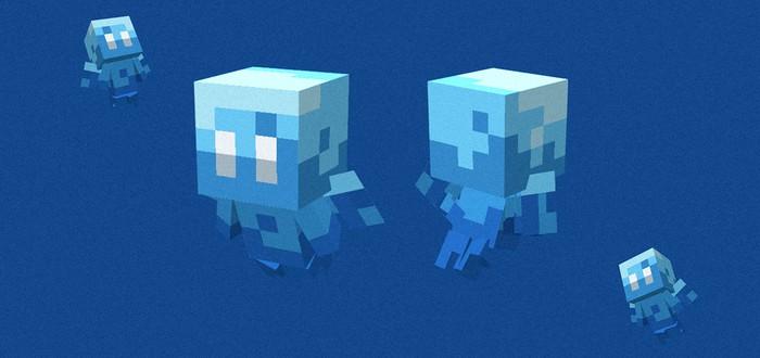 В Minecraft представили нового моба, автоматически собирающего лут для игроков
