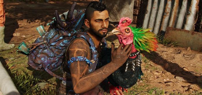 Геймеры разгадали пасхалку с кодом Морзе в Far Cry 6