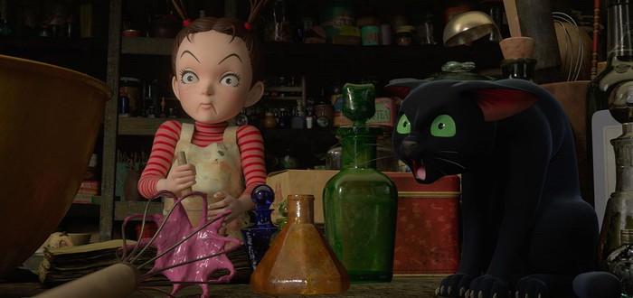 """Netflix покажет первый трехмерный мультфильм студии Ghibli """"Ая и ведьма"""""""