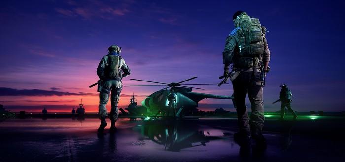 Как будет работать режим Battlefield 2042 Hazard Zone – первый трейлер, скриншоты и детали