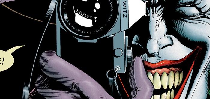 NYCC: Трой Бейкер читает известный монолог Джокера
