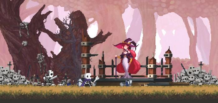 Пиксельный рогалик Skul: The Hero Slayer появится на консолях на следующей неделе