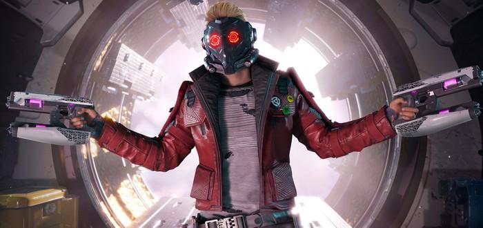 Подробности боевой системы, облики персонажей и схватка с боссом в новом геймплее Guardians of the Galaxy