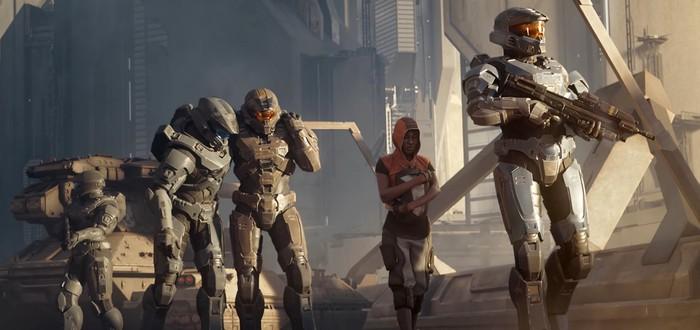 343 Industries показала геймплей соревновательного режима Halo Infinite