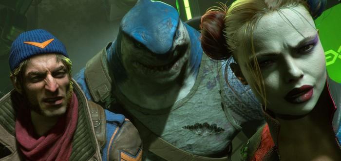 Первый скриншот Suicide Squad: Kill the Justice League от создателей Batman: Arkham