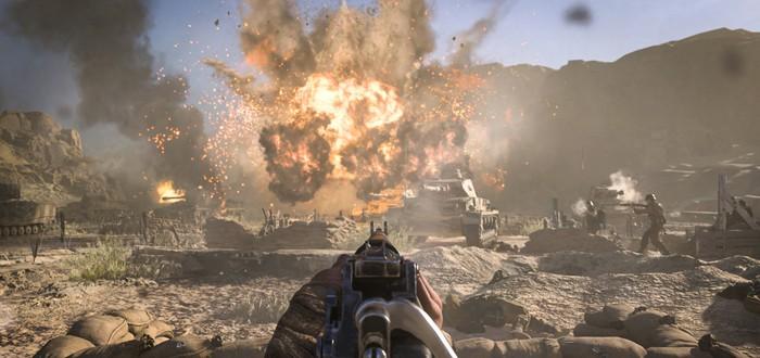 Кампания, сетевой режим и зомби в релизном трейлере Call of Duty: Vanguard