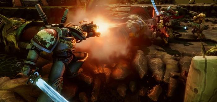 Карта космического сектора и разрушаемость в новых трейлерах Warhammer 40000: Chaos Gate - Daemonhunters