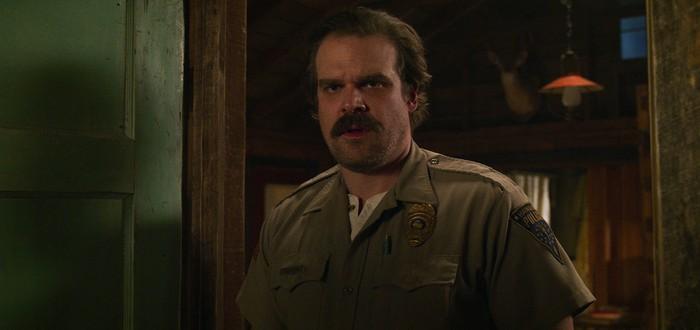 """Дэвид Харбор: На роль шерифа Хоппера в """"Очень странных делах"""" сперва хотели взять кого-то поизвестнее"""