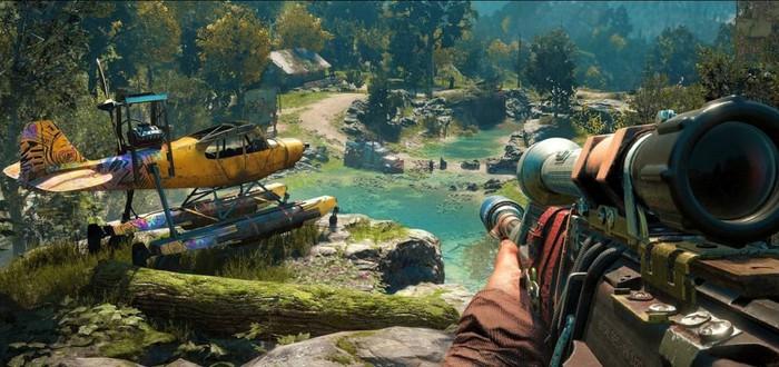 UK-чарт: FIFA 22 и Far Cry 6 на прежних местах, Back 4 Blood на четвертой строчке