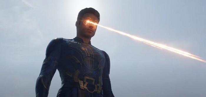 """""""Лига справедливости"""" Зака Снайдера, но от Marvel — первые отзывы на """"Вечных"""""""