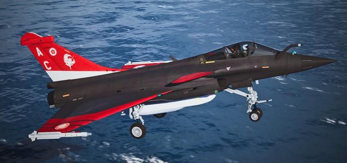 Разработчики Ace Combat 7: Skies Unknown убрали Denuvo из игры