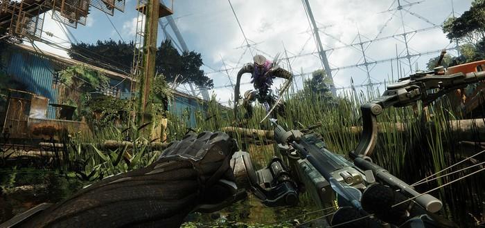 Как работает Crysis 3 Remastered на максимальных настройках графики и в 4K