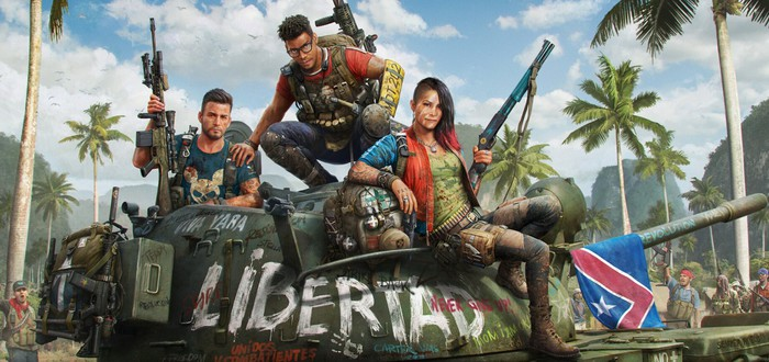 Революция на Яре на концепт-артах Far Cry 6