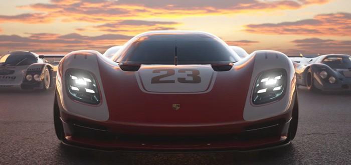 Культурное значение автомобилей в новом ролике по Gran Turismo 7