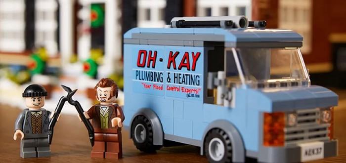 """LEGO показала набор по фильму """"Один дома"""""""