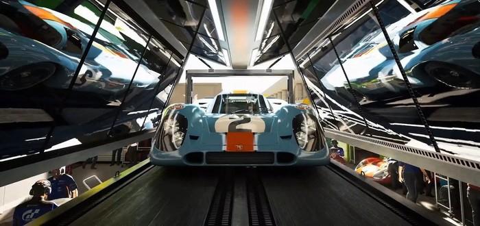 Свежий ролик по Gran Turismo 7 посвятили коллекционированию автомобилей