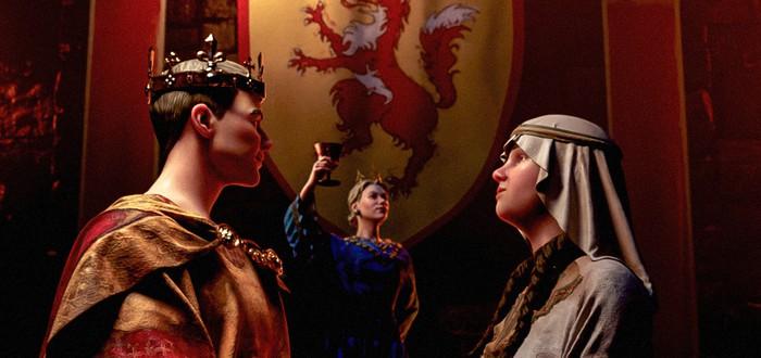 Дополнение Crusader Kings III: Royal Court перенесено на 2022 год