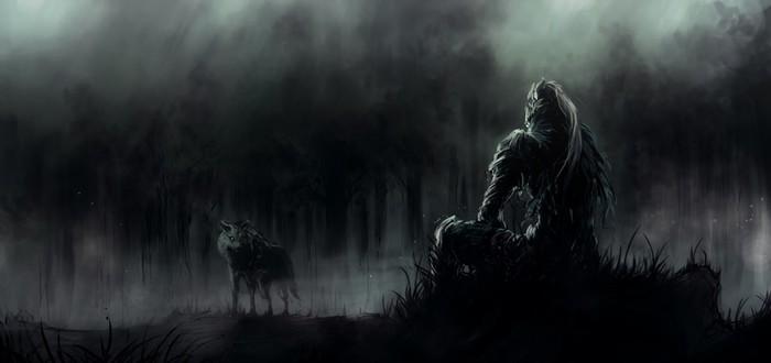 Игровое искусство: Dark Souls