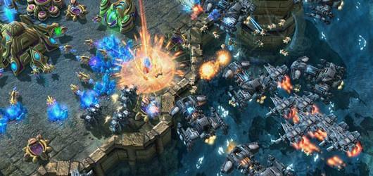 Blizzard: Банхаммер ударил по Starcraft II