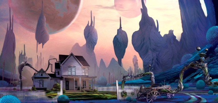 Духовный наследник Myst запущен на Kickstarter