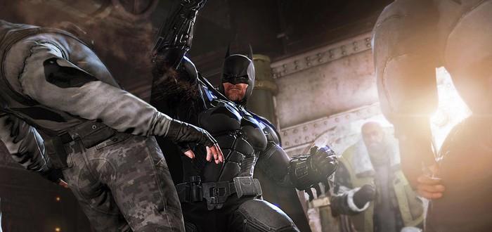 Новые драйвера Nvidia для Batman: Arkham Origins и Battlefield 4