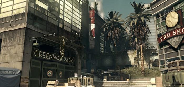 Релизный геймплейный трейлер Call of Duty: Ghosts