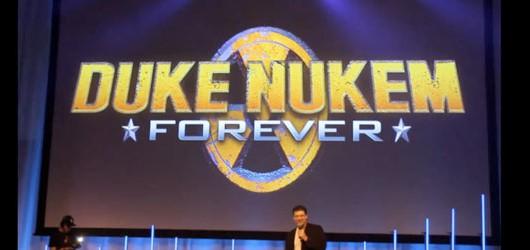 Duke Nukem Forever - закрытый показ