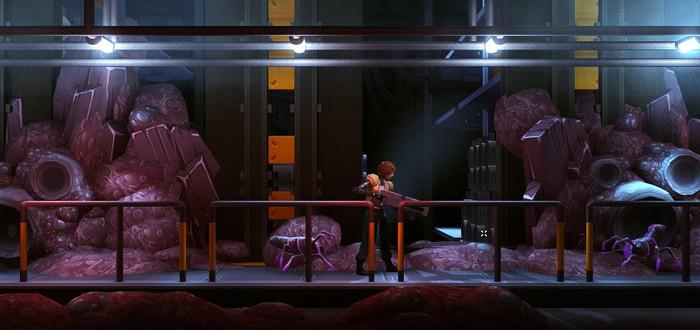 Dark Matter изъята из Steam