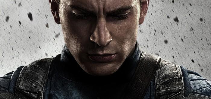 Трейлер фильма Первый мститель: Другая война