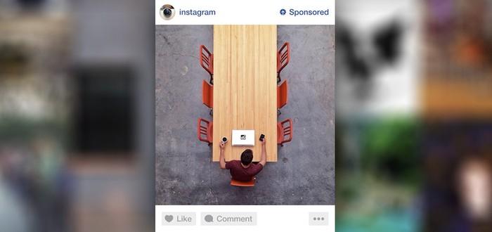Instagram знакомит пользователей с рекламой
