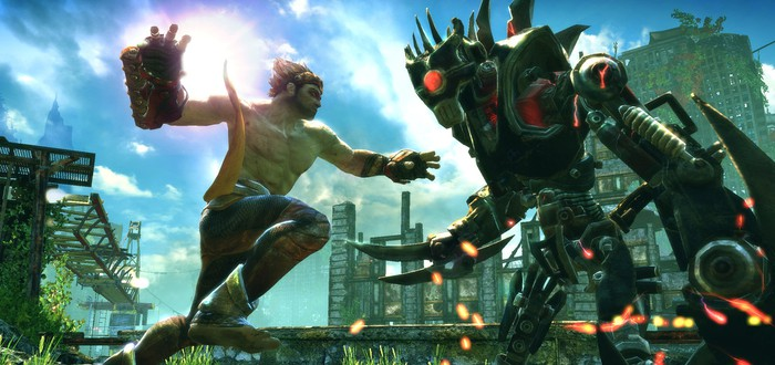 В Steam состоялся релиз Enslaved: Odyssey to the West
