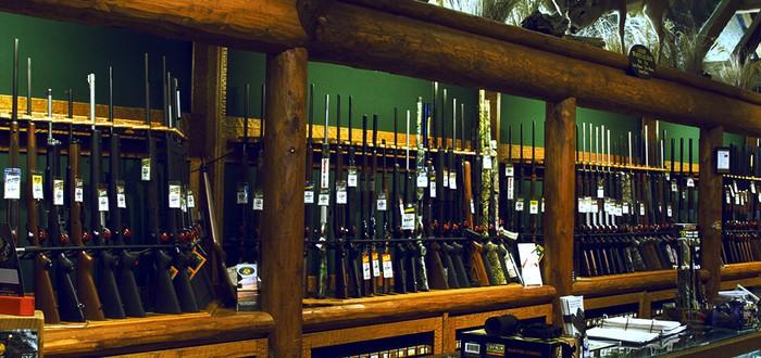 Американцы продают оружие через Instagram... и это легально